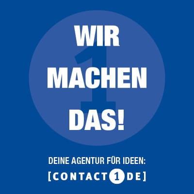 Contact1 - Agentur für Ideen