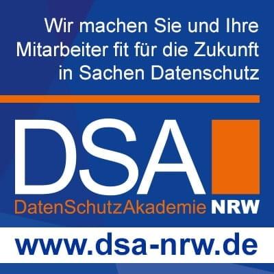 DatenSchutzAkademie NRW - Sind Sie und Ihre Daten sicher?