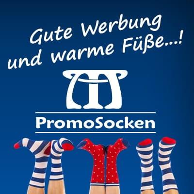 Promosocken - Gute Werbung und warme Füße...!